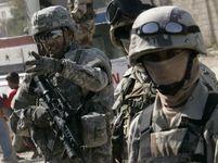 USA Irák vojáci