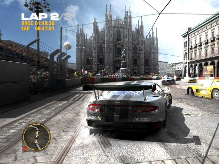Race Driver Grid Патч 1.3 Через Торрент