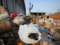 Odpad v Číně