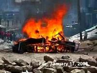 Chaos, obviňování, střelba do demonstrantů. To je dnešní Keňa
