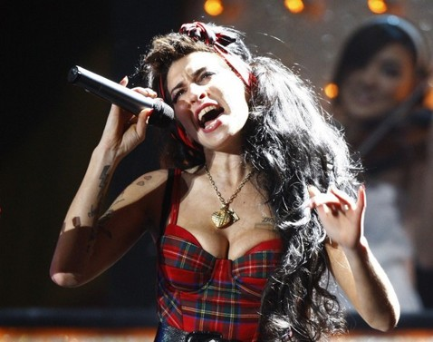 Amy Winehouse - Brit Awards 2008