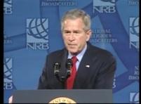 Bush obhajuje svou válku v Iráku