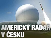 Americký radar v Česku