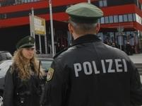 uniformy německé policie
