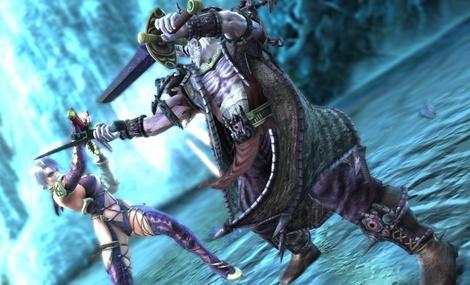 Soulcalibur IV - hra pro dementy