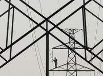 Elektřina - ilustrační foto