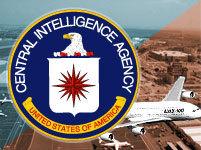 CIA - tajné transporty