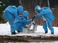 Cvičení chemické jednotky Clean Valley 2006
