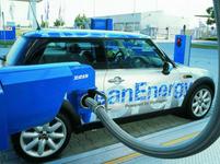 Auto na vodík