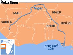 Niger vysychá africké vlády tomu chtějí zabránit