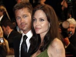 Cannes - Angelina Jolie a Brad Pitt