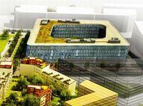 Nové centrum Ostravy