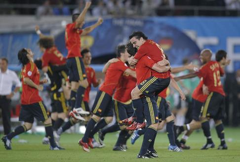Finále fotbalového Eura