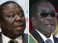 Zimbabwe - Tsvangirai, Mugabe