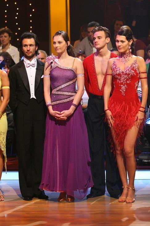 Star Dance III - Iva Frühlingová, Michal Kostovčík, Jana Doleželová a Michal Necpál