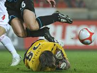 Drama v Edenu - Aston Villa nakonec stejně vyhrála.