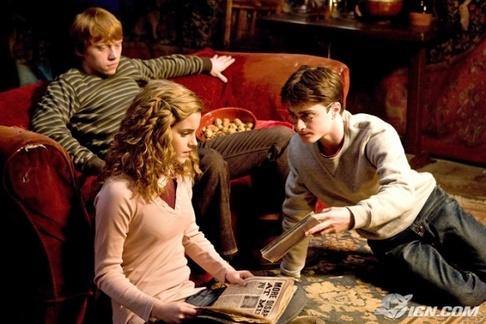 Harry Potter a princi dvojí krve