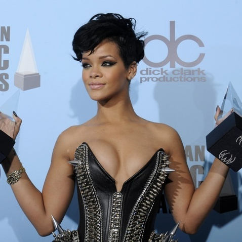 American Music Awards 2008 - Rihanna