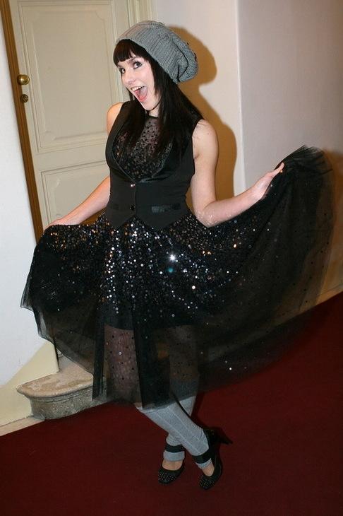Zlatý slavík 2008 - Eva Farná