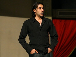 Zkouška muzikálu Mona Lisa - Ali Amiri