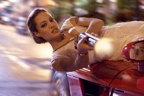 Wanted - Angelina Jolie