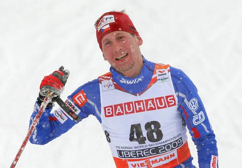 Liberec - muži 15km Lukáš Bauer