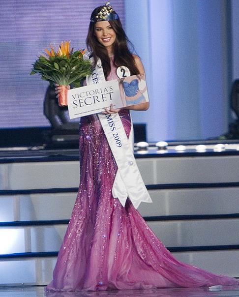 Finále České Miss 2009 - Zina Šťovíčková