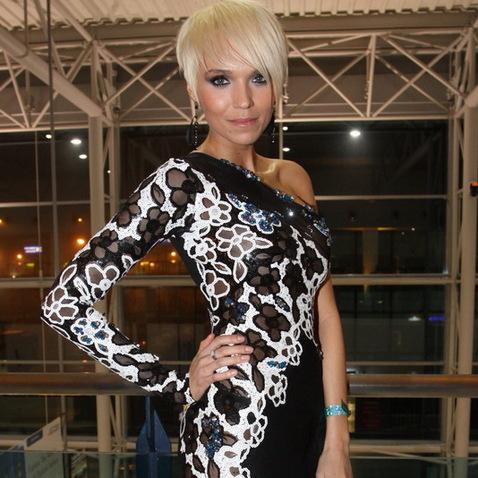 Finále České Miss 2009 - Hanka Mašlíková Autor: Jiří Herman ...