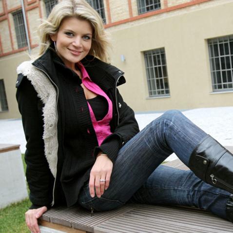Iveta Lutovská, česká miss roku 2009