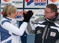 MS Liberec 2009: Neumannová, Kittner