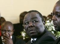 Pohřeb Susan Tsvangiraiov�