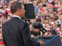 """<b>5. 4.</b> - Obama v Praze</b> - Prahu navštívil nejmocnější muž světa Barack Obama. Jeho projevu na Hradčanském náměstí tleskaly tisíce. Své české """"turné"""" zakončil prezident vystoupením na summitu EU-USA a soukromým setkáním s Václavem Havlem.<br><b>Přečtěte si, co důležitého Obama v Praze </b><A href=""""http://aktualne.centrum.cz/domaci/obama-v-praze/clanek.phtml?id=633922""""><b>řekl a jak tomu rozumět - ve článku zde</b></A>"""