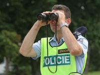 Policejní kontrola v Dlouhopolsku