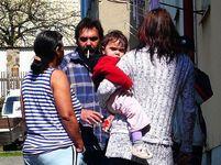 Útok proti Romům ve Vítkově
