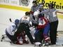 Norsko - Finsko MS hokej