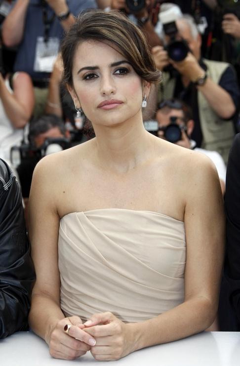 Penelope Cruz na filmovém festivalu v Cannes 2009