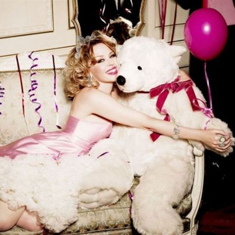 Kylie Minogue v reklamě Tous