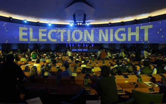 """<b>8.6. - Evropa volila europoslance</b> - V členských zemí EU skončily volby do Evropského parlamentu. Ukázalo se, že mnohde ztratily vládní strany, které platí za hospodářskou krizi. Na jejich úkor často získaly extrémně pravicové síly. V Česku účast těsně přesáhla 28 %. Vítězem je ODS před ČSSD a komunisty. Kromě nich překročili pětiprocentní hranici i lidovci.<br><b>Sčítání hlasů v každé ze zemí EU <A href=""""http://aktualne.centrum.cz/zahranici/evropa/clanek.phtml?id=639335"""">jsme sledovali online. Reportáž naleznete zde</A></b>"""