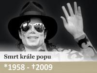 Smrt Michaela Jacksona - ikona