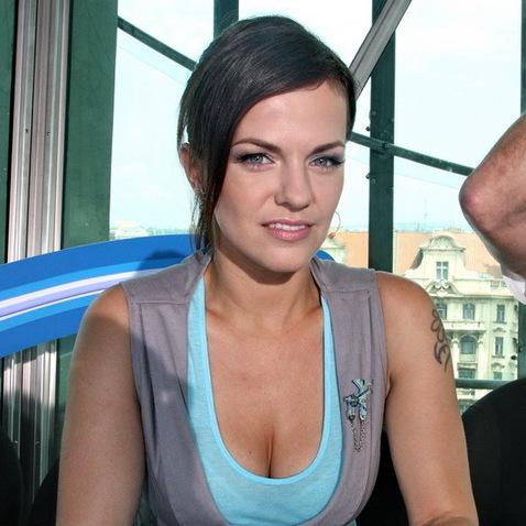 Casting na Česko Slovenskou SuperStar - porotkyně Marta Jandová