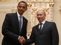 Obama a Putin, schůzka USA a Ruska