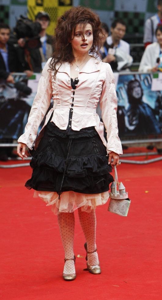 Premiéra filmu Harry Potter a Princ dvojí krve - Helena Bonham-Carter