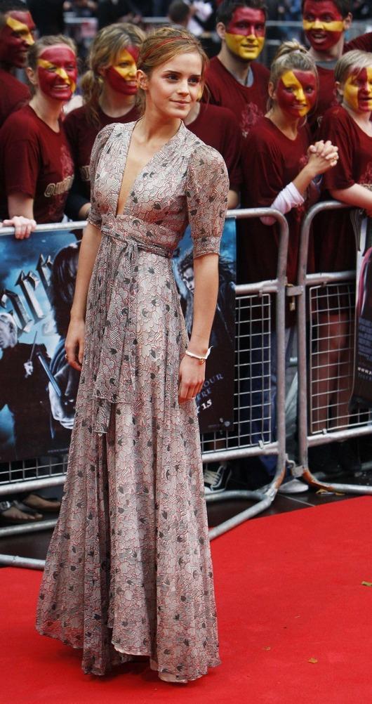 Premiéra filmu Harry Potter a Princ dvojí krve - Emma Watson