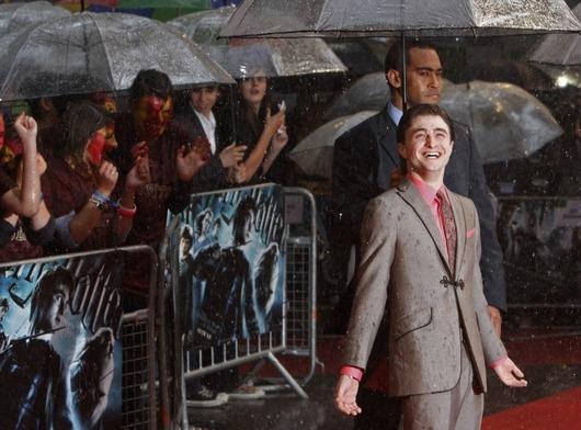 Premiéra filmu Harry Potter a Princ dvojí krve v Londýně