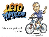 Topolánek kampaň