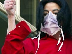 Zpěvák Michael Jackson