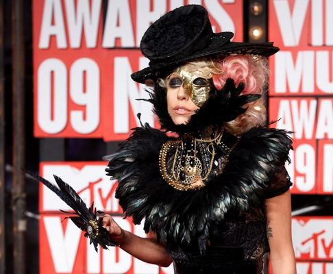Předávání MTV Video Music Awards 2009 - Lady GaGa