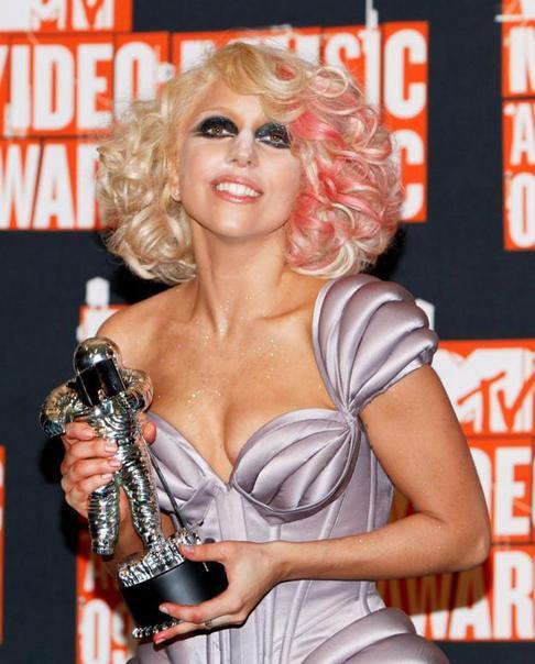 Předávání MTV Video Music Awards 2009 - Lady GaGa