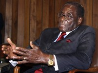 Mugabe v New Yorku