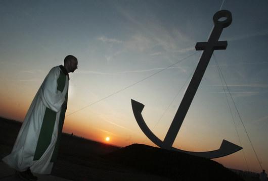 """<b>27. 9. - Papež krok za krokem</b> - Projděte si nejkrásnější snímky ilustrující návštěvu svatého otce v Česku. <br><b>Fotogalerii<A href="""" http://aktualne.centrum.cz/papez/foto.phtml?gid=12146""""> naleznete zde</A></b>"""